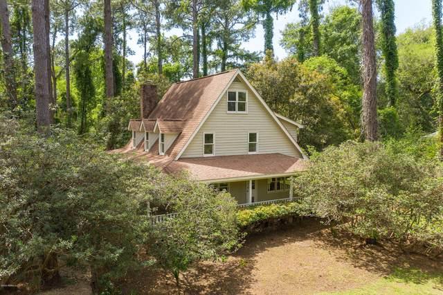 161 Distant Island Drive, Beaufort, SC 29907 (MLS #166254) :: Shae Chambers Helms   Keller Williams Realty