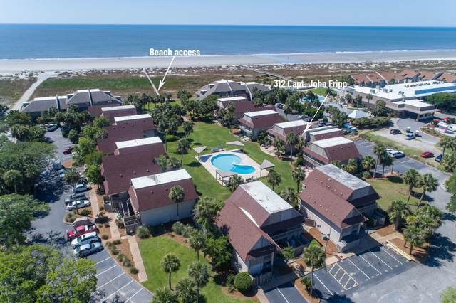 312 Captain John Fripp, Fripp Island, SC 29920 (MLS #166268) :: Coastal Realty Group