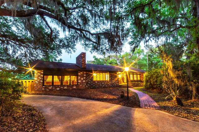 20 Lucy Creek Farm Road, Beaufort, SC 29907 (MLS #166271) :: RE/MAX Island Realty