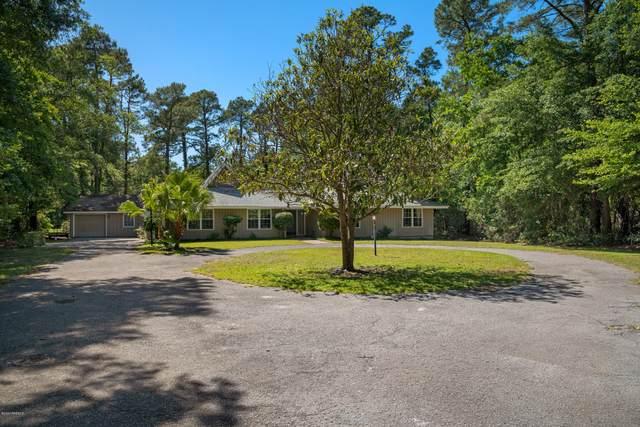 125 Wade Hampton Drive, Beaufort, SC 29907 (MLS #166274) :: RE/MAX Island Realty