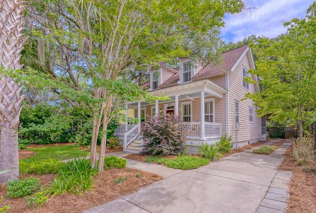 523 Meritta Avenue, Beaufort, SC 29902 (MLS #166280) :: Shae Chambers Helms | Keller Williams Realty