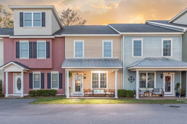 63 Battery Creek Club Drive, Beaufort, SC 29902 (MLS #166288) :: Shae Chambers Helms | Keller Williams Realty