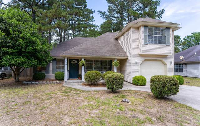 16 Eagle Trace Court, Beaufort, SC 29907 (MLS #166304) :: Coastal Realty Group