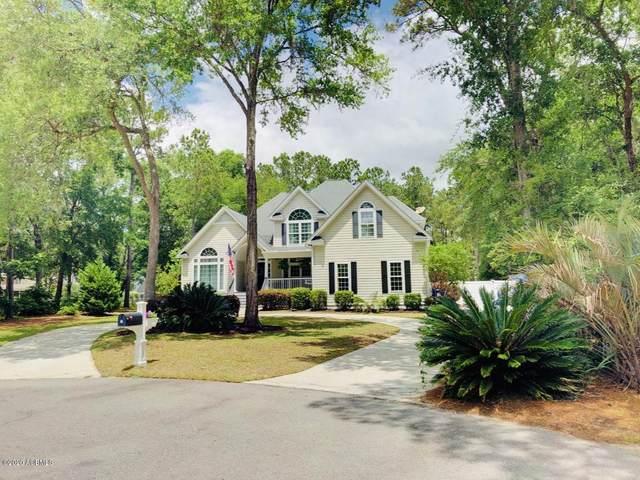 62 Garden Grove Court, Beaufort, SC 29907 (MLS #166313) :: Coastal Realty Group