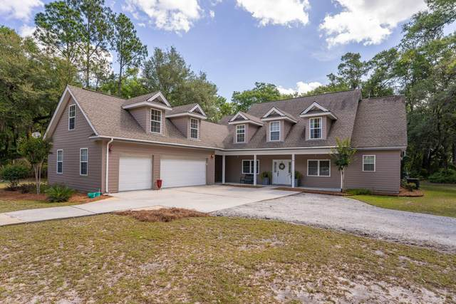 34 Cedar Point Drive, Beaufort, SC 29907 (MLS #166318) :: Shae Chambers Helms | Keller Williams Realty