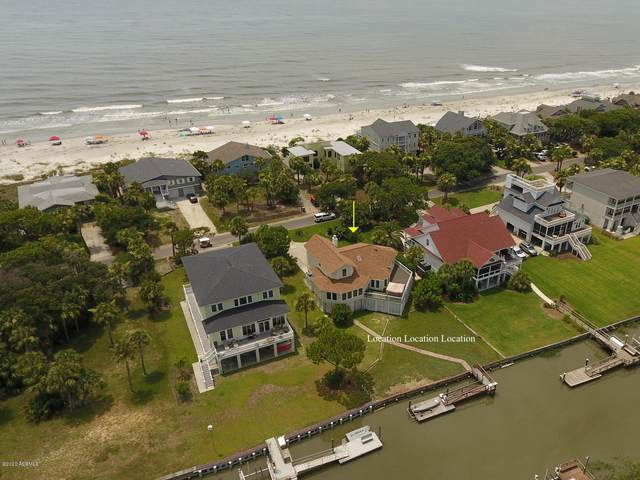 409 Tarpon Blvd, Fripp Island, SC 29920 (MLS #166328) :: MAS Real Estate Advisors