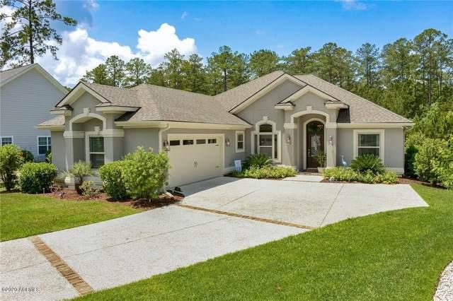 78 Windjammer Court, Hardeeville, SC 29927 (MLS #166334) :: Coastal Realty Group