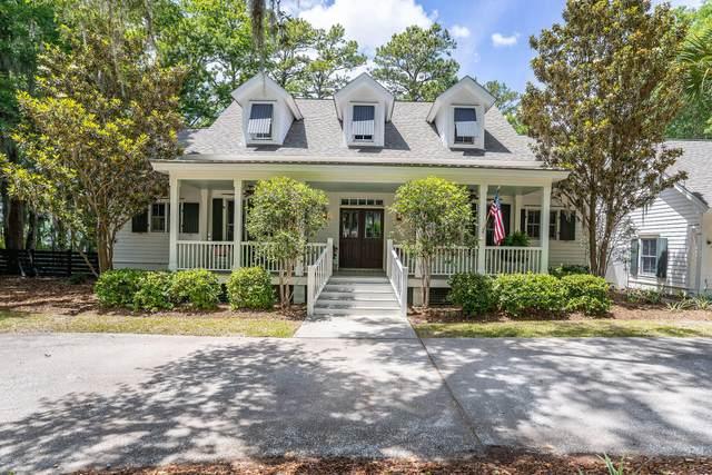 19 Ridge Road, Beaufort, SC 29907 (MLS #166336) :: Shae Chambers Helms | Keller Williams Realty