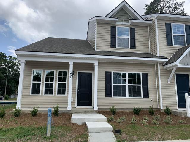 265 Admiration Avenue, Beaufort, SC 29906 (MLS #166353) :: Shae Chambers Helms | Keller Williams Realty