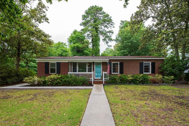 208 Burroughs Avenue, Beaufort, SC 29902 (MLS #166362) :: Shae Chambers Helms | Keller Williams Realty