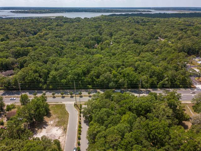 323 Sams Point Road, Lady's Island, SC 29907 (MLS #166371) :: Shae Chambers Helms | Keller Williams Realty