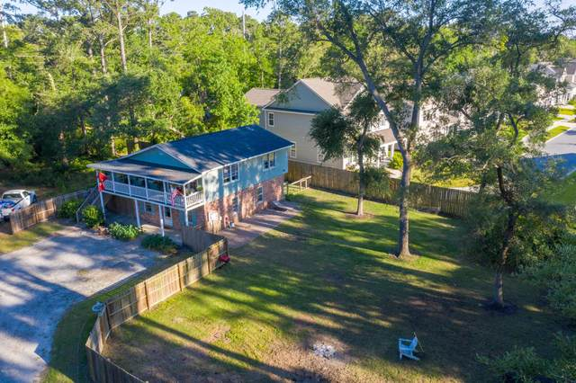 1 Wallace Road, Beaufort, SC 29907 (MLS #166395) :: RE/MAX Island Realty