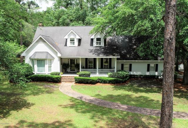 691 Log Hall Road, Ridgeland, SC 29936 (MLS #166409) :: Coastal Realty Group