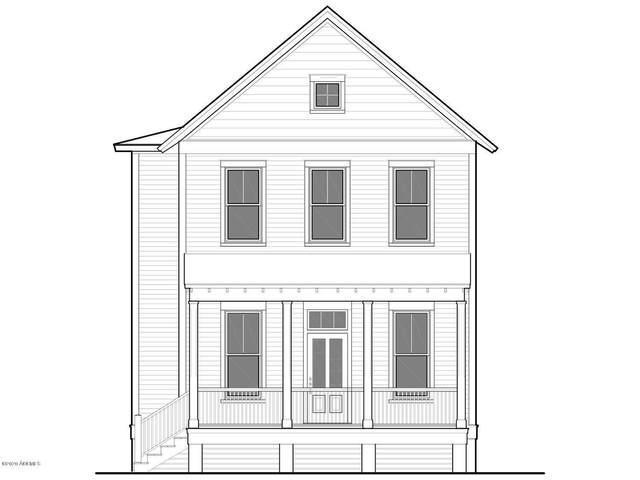 5 Abbey Row, Beaufort, SC 29906 (MLS #166414) :: MAS Real Estate Advisors