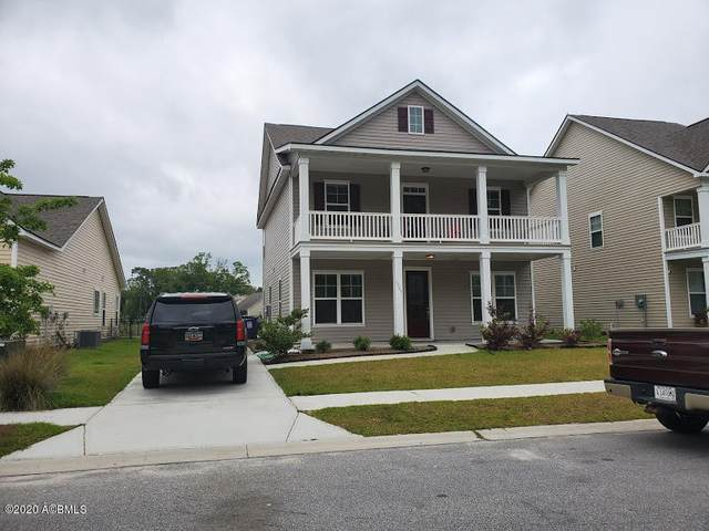 3965 Sage Drive, Beaufort, SC 29907 (MLS #166431) :: Shae Chambers Helms | Keller Williams Realty