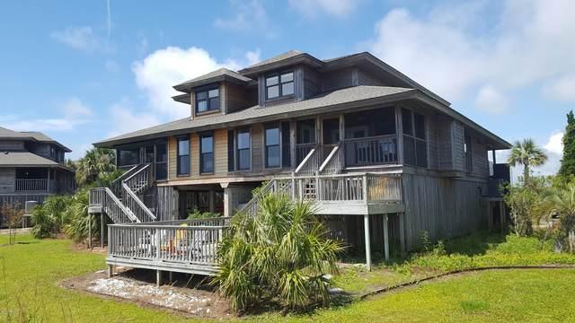 45 A Harbor Drive, Harbor Island, SC 29920 (MLS #166444) :: Coastal Realty Group