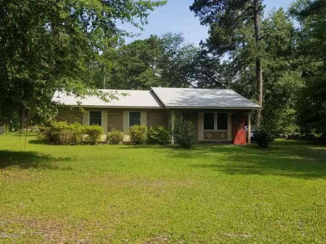 183 Bay Pines Road, Beaufort, SC 29906 (MLS #166461) :: Coastal Realty Group