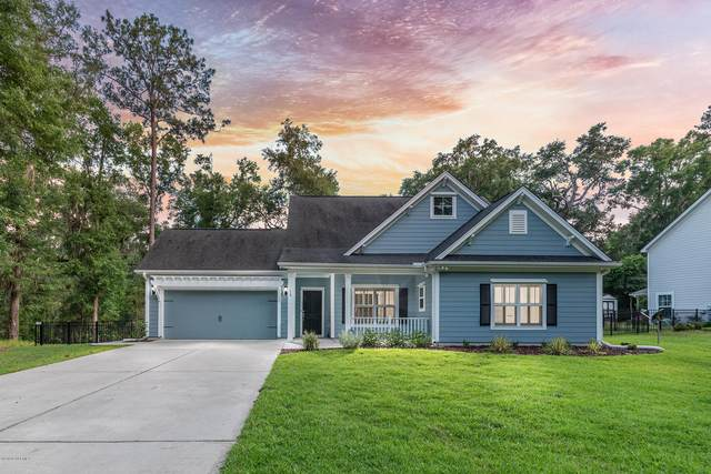 15 Laughing Gull Drive, Beaufort, SC 29907 (MLS #166467) :: Shae Chambers Helms | Keller Williams Realty