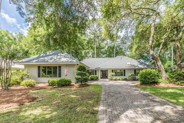 417 Island Circle E, Dataw Island, SC 29920 (MLS #166469) :: Shae Chambers Helms | Keller Williams Realty