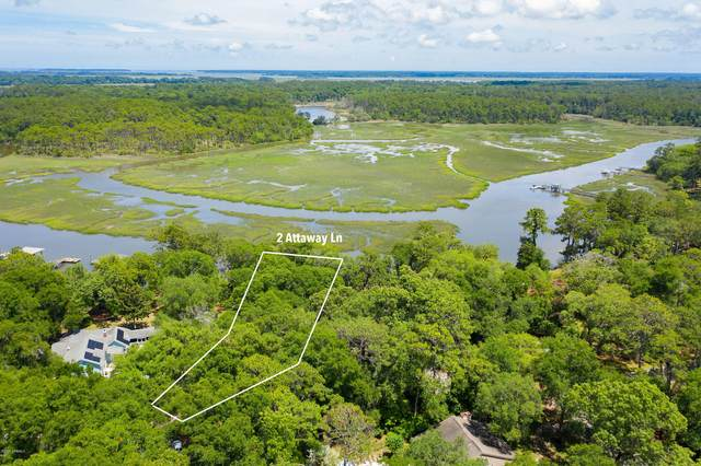 2 Attaway Lane, Beaufort, SC 29907 (MLS #166471) :: Coastal Realty Group