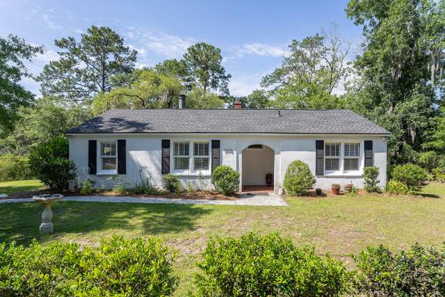 2610 Rodgers Drive, Beaufort, SC 29902 (MLS #166477) :: Coastal Realty Group
