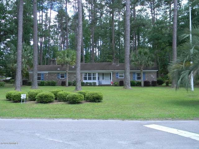 103 Joey Street, Hampton, SC 29924 (MLS #166488) :: MAS Real Estate Advisors