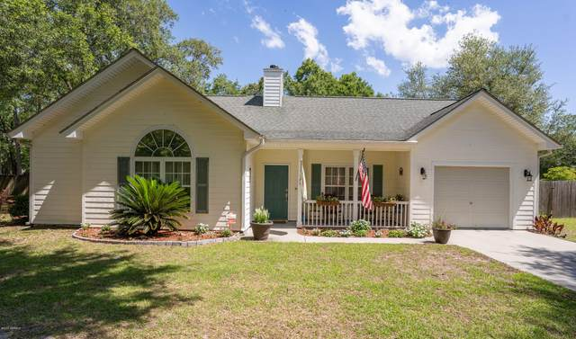 8 Causey Way, Beaufort, SC 29907 (MLS #166507) :: Shae Chambers Helms | Keller Williams Realty