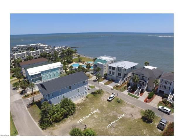 412 Ocean Point Drive, Fripp Island, SC 29920 (MLS #166513) :: Coastal Realty Group