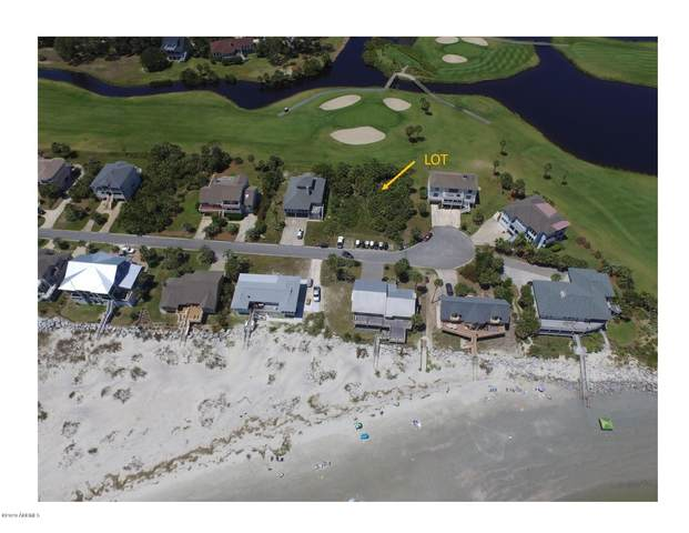 812 Marlin Drive, Fripp Island, SC 29920 (MLS #166518) :: Coastal Realty Group