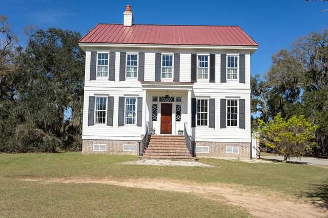 96 Oaks Plantation Road, St. Helena Island, SC 29920 (MLS #166529) :: Coastal Realty Group