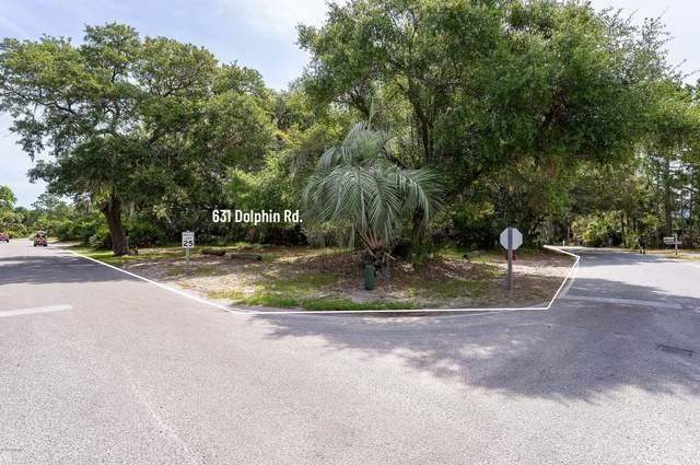 631 Dolphin Road, Fripp Island, SC 29920 (MLS #166533) :: Coastal Realty Group