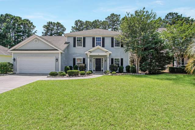 109 Weston Court, Bluffton, SC 29910 (MLS #166535) :: Shae Chambers Helms | Keller Williams Realty