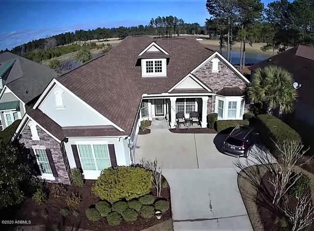642 Dogwood Lane, Hardeeville, SC 29927 (MLS #166604) :: MAS Real Estate Advisors