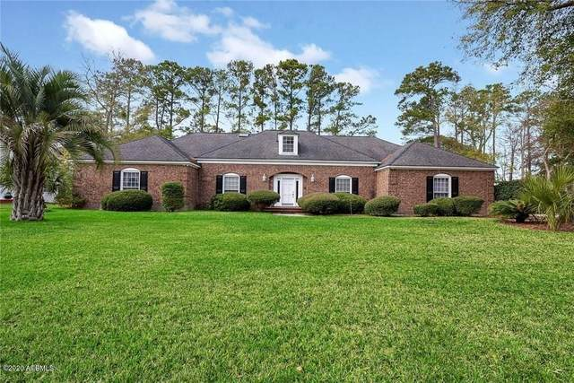 809 Meriweather Drive, Savannah, GA 31406 (MLS #166635) :: Coastal Realty Group