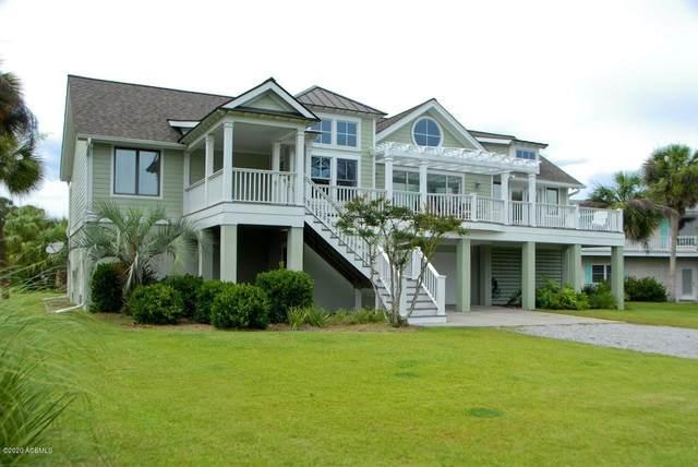 790 Marlin Drive, Fripp Island, SC 29920 (MLS #166678) :: Coastal Realty Group