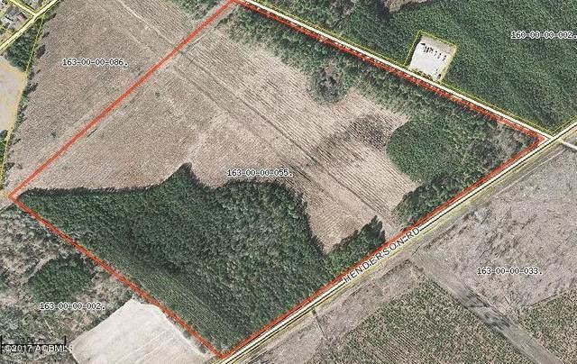 1 Henderson Road, Varnville, SC 29944 (MLS #166698) :: MAS Real Estate Advisors