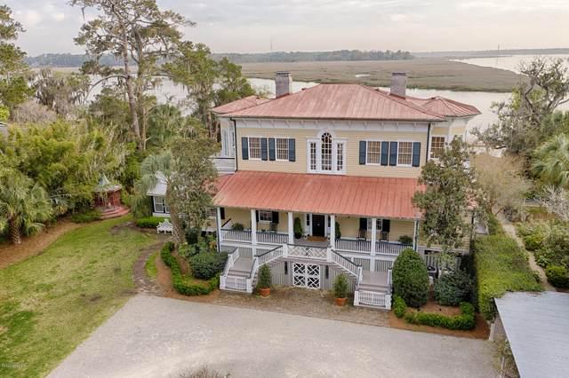703 Dancy Avenue, Savannah, GA 31419 (MLS #166748) :: Coastal Realty Group