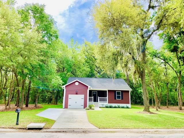 15 Arbor Lane, St. Helena Island, SC 29920 (MLS #166761) :: Shae Chambers Helms | Keller Williams Realty