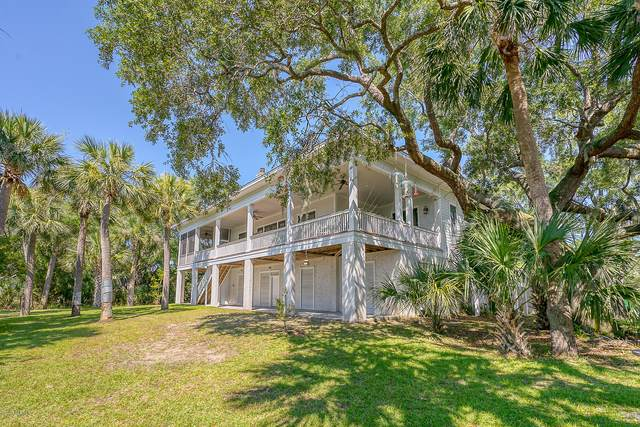 14 Judge Island Drive, Beaufort, SC 29907 (MLS #166797) :: Coastal Realty Group