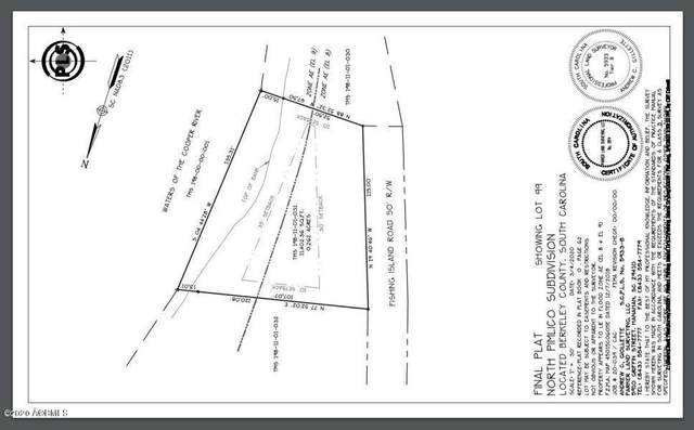 1829 Fishing Island Road, Moncks Corner, SC 29461 (MLS #166810) :: Coastal Realty Group