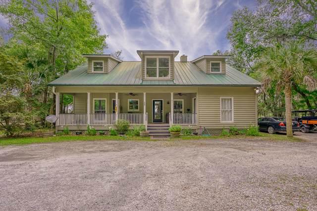 579 Broad River Road, Ridgeland, SC 29936 (MLS #166818) :: RE/MAX Island Realty