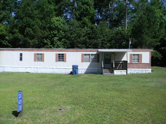 202 Mark Street, Hampton, SC 29924 (MLS #166866) :: MAS Real Estate Advisors