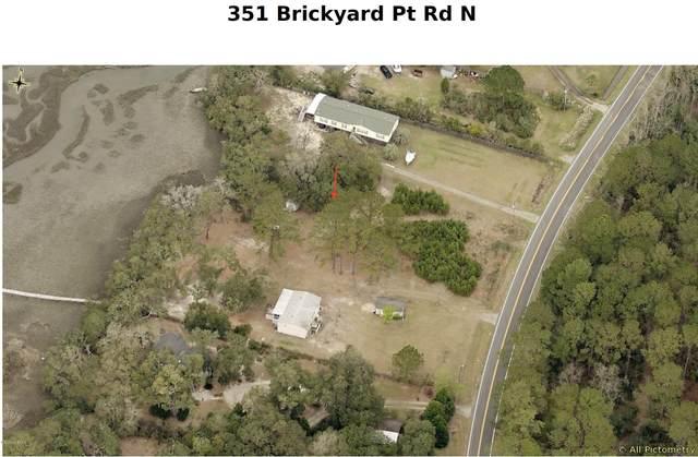 351 Brickyard Point Road N, Beaufort, SC 29907 (MLS #166877) :: Coastal Realty Group