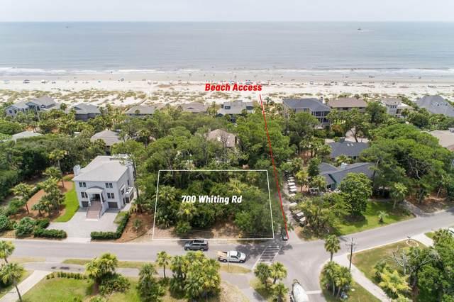 700 Whiting Road, Fripp Island, SC 29920 (MLS #166931) :: MAS Real Estate Advisors