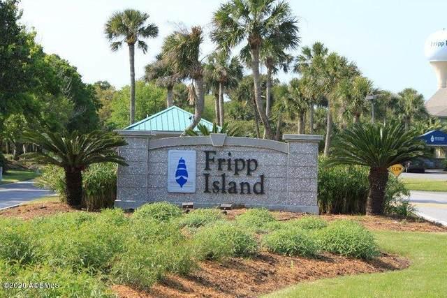 458 Porpoise Drive, Fripp Island, SC 29920 (MLS #166933) :: MAS Real Estate Advisors