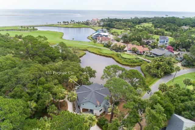 453 Porpoise Circle, Fripp Island, SC 29920 (MLS #166956) :: MAS Real Estate Advisors