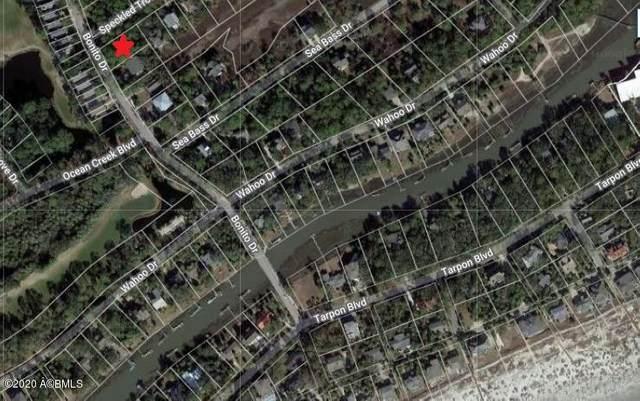 815 Bonito Drive, Fripp Island, SC 29920 (MLS #166960) :: MAS Real Estate Advisors