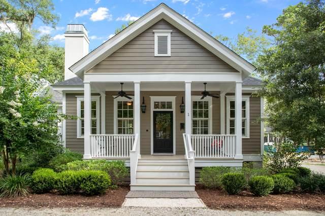 1 Short Cut, Beaufort, SC 29906 (MLS #166961) :: MAS Real Estate Advisors