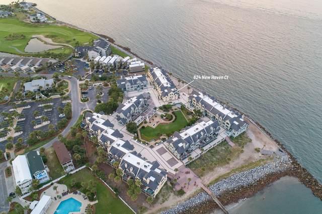 624 Newhaven Court, Fripp Island, SC 29920 (MLS #167030) :: MAS Real Estate Advisors