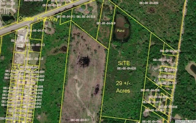 6278 North Okatie Highway, Okatie, SC 29909 (MLS #167042) :: Coastal Realty Group